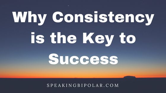 Why Consistency is the Key to Mental Health Success