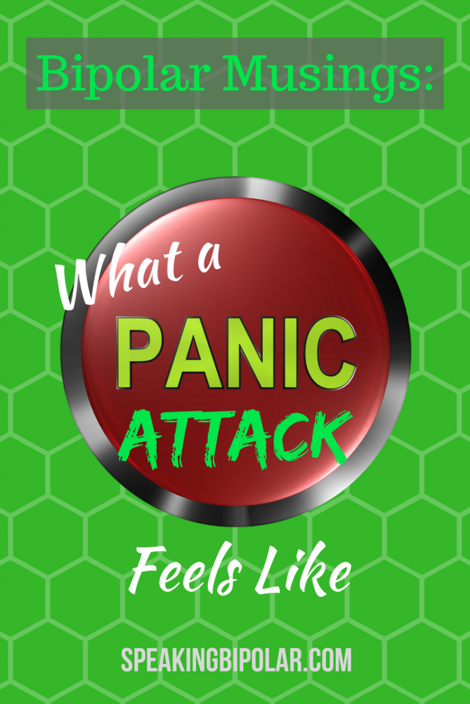 What does a panic attack feel like? Read a blogger's personal experience. | #anxiety #panicattack #bipolar