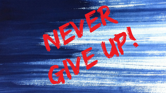 Never give up to improve your bipolar