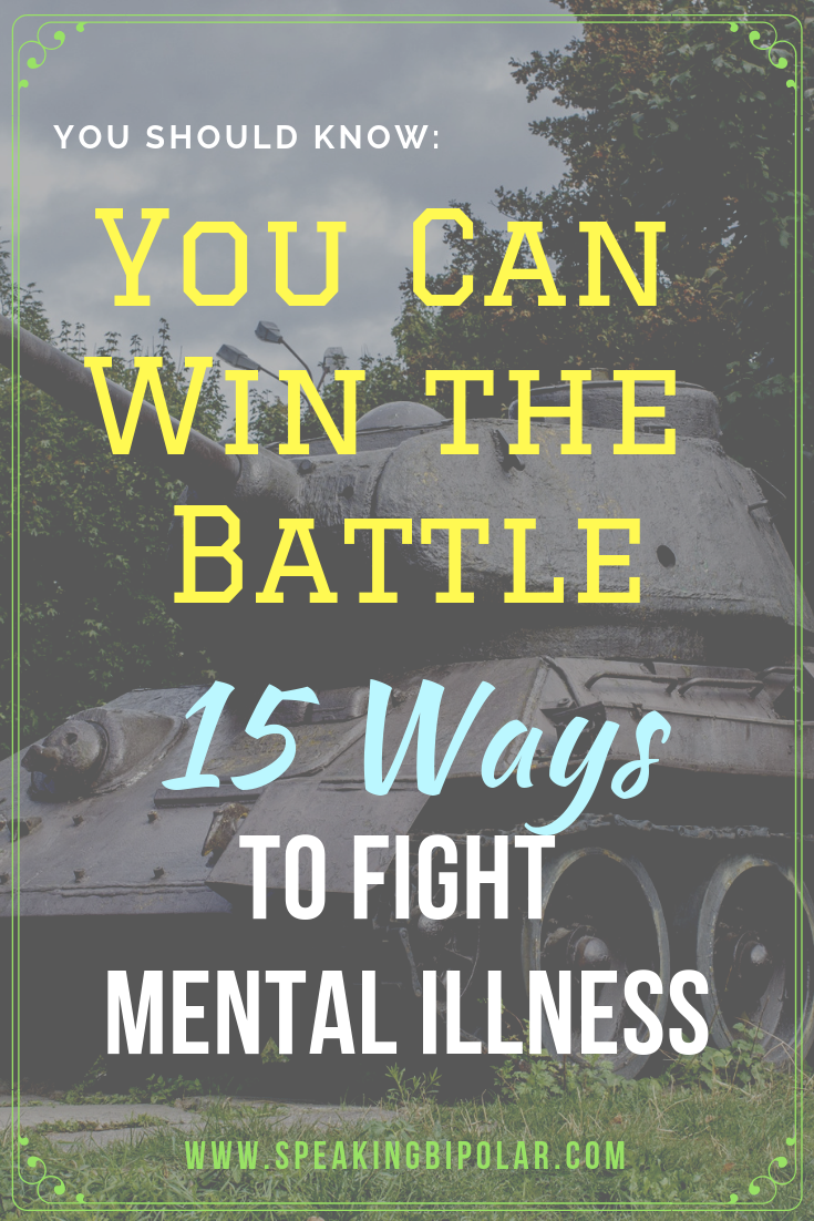 15 Great Ways to be Victorious in the Bipolar Battle