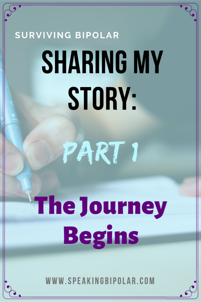 Is surviving Bipolar possible? Yes! Read part one of a blogger's personal tale of his journey with the mental illness enemy. May his success inspire you. | #bipolar #mentalillness #awareness #patientstory #livingsuccessfully
