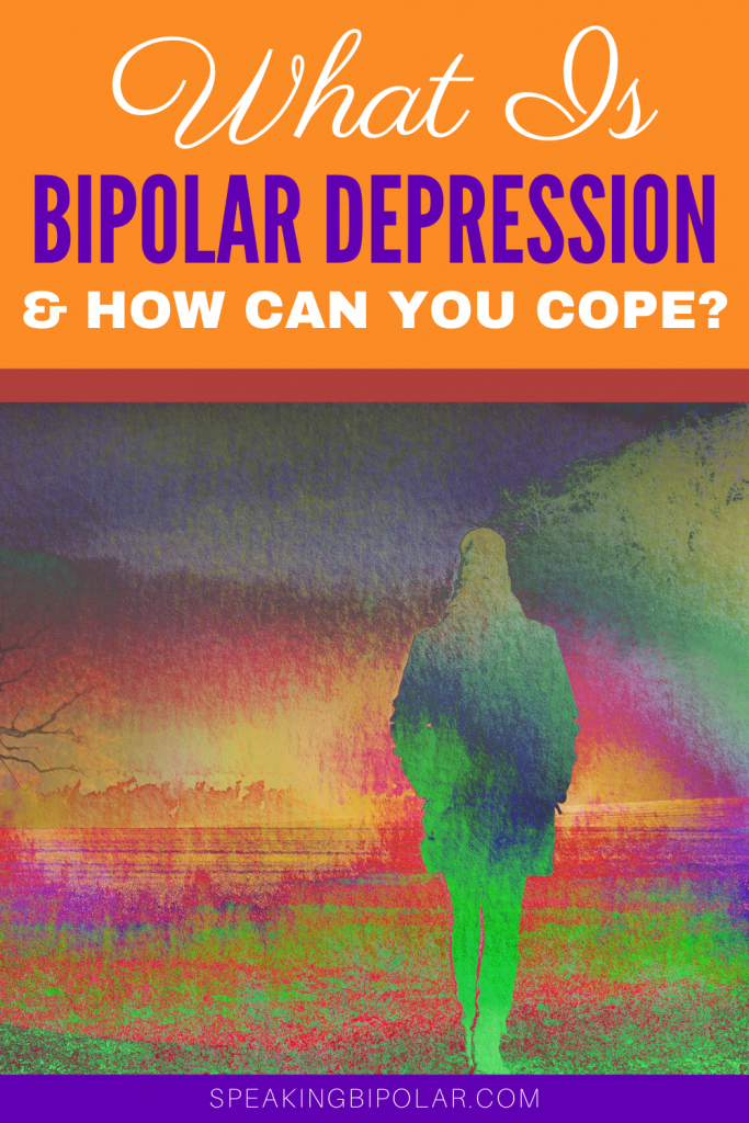 What it feels like to experience bipolar depression and how to conquer it. Read insights from a mental illness warrior living with the disorder. | #bipolar #mentalillness #mentalillnessawareness