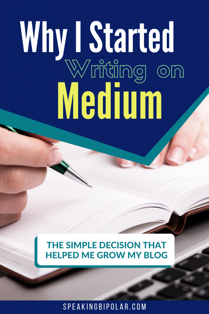 Read why this blogger has decided to start sharing most of his writing on the Medium website. Links to some of his popular posts included.   #medium #blogging #bloggingtips