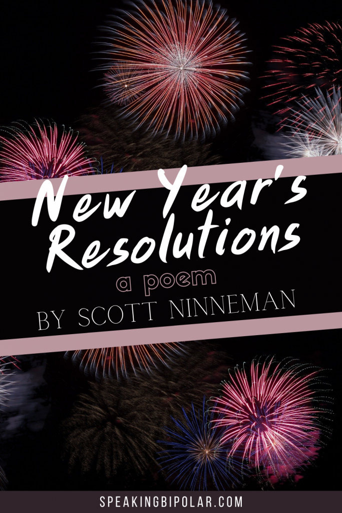 Read a fun poem about our fickle friends known as New Year's Resolutions. Music video format also available.