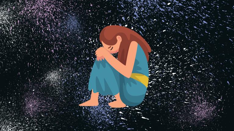 Sometimes Depression – A Poem