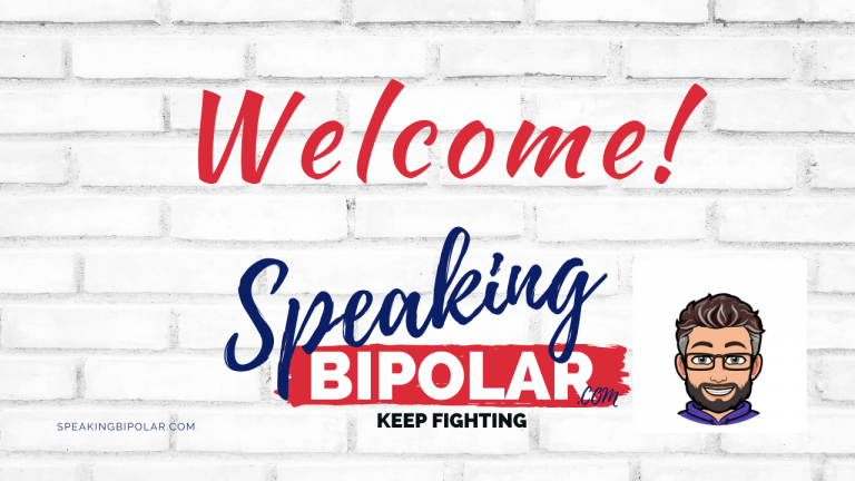 Welcome to Speaking Bipolar!